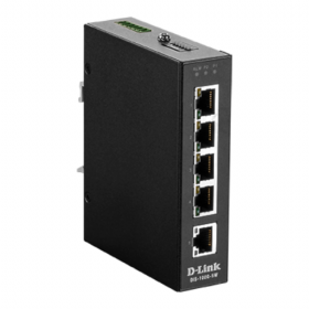 Switch industriel 5 ports giga D-LINK DIS-100G-5W