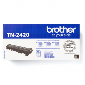 Toner noir 3000 pages Brother TN-2420