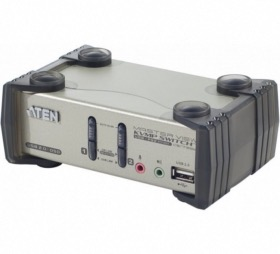 Switch KVM ATEN CS1732B VGA/USB 2 ports