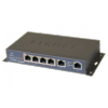 Switch 6 ports Gigabit Planet GSD-604HP (4 PoE+ 55W)