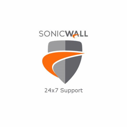 SonicWALL Dynamic Support 24X7 pour TZ500 - 1 an