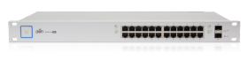 Switch UniFi 24 ports giga PoE+ 250W 2 SFP Ubiquiti