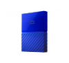 Disque dur externe WD My Passport USB 3.0 1To bleu