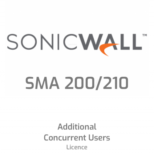 SMA 200/210 Additional 10 Concurrent Users