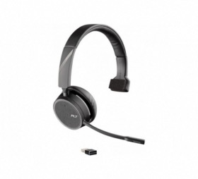 Micro casque Bluetooth USB-A Plantronics Voyager 4210