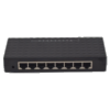 Switch 8 ports gigabit blindés Dexlan