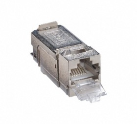 Embase RJ45 CAT6a STP LEONI MegaLine Connect45 iso