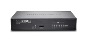 SonicWALL TZ400 TotalSecure 1 an