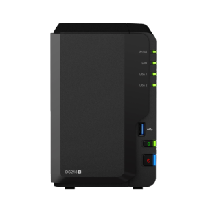 DS218+ NAS Synology 6 To WD RED