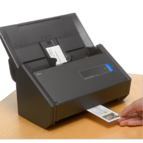 Scanners Cartes Visite