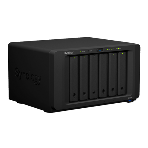 DiskStation DS1618+ Synology 48 To WD RED