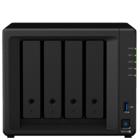 DiskStation DS918+ Synology 16 To Seagate IronWolf