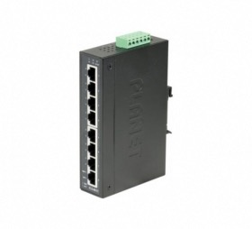 Switch industriel 8 ports Planet ISW-801T