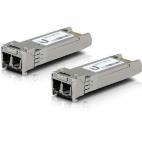 Pack 2 modules SFP+ 10G multimode 300 m Ubiquiti