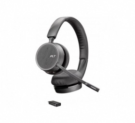 Micro casque Bluetooth USB-C Plantronics Voyager 4220