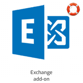 Agent MS Exchange Server 2003-2019 (1 serveur) - Maintenance 1 an