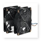 Kit 2 ventilateurs