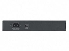 Switch 8 ports 10/100 4 PoE Zyxel ES1100-8P
