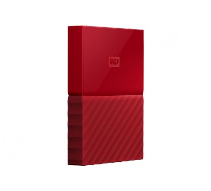 disque dur externe wd my passport usb 3 0 3to rouge. Black Bedroom Furniture Sets. Home Design Ideas