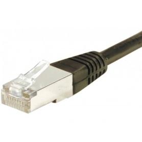 Vente cable ethernet rj45 cat gorie 6 noir longueur 30 cm - Cable ethernet categorie 6 ...