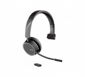 Micro casque Bluetooth USB-C Plantronics Voyager 4210