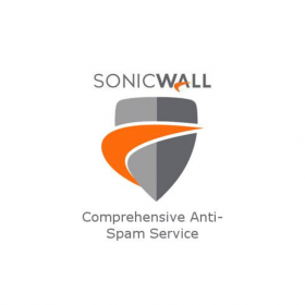 SonicWall Comprehensive Anti-Spam Service pour TZ300 - 1 an