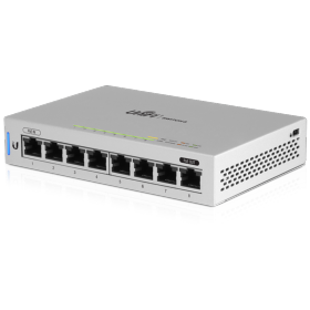 Switch UniFi 8 ports gigabit Ubiquiti